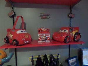 For Sale: CARS decor for children's bedroom