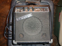 Small Univox Guitar Amp for Sale. Can Deliver