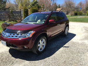 2005 Nissan Murano SE SUV, Crossover ( CLEAN,CLEAN,CLEAN )
