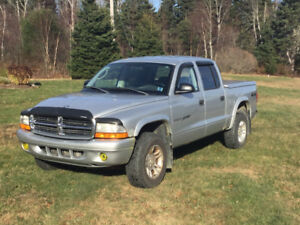 2003 Dodge Dakota Crew 4wd