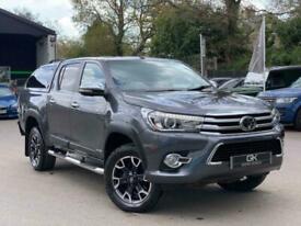 2016 Toyota Hilux INVINCIBLE X 4WD D-4D - NO VAT - ONE OWNER - TRUCKMAN TOP- ULE