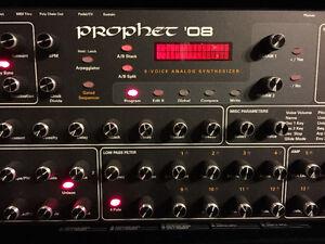 Dave Smith Prophet 08 module