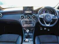2017 Mercedes-Benz A Class A180d AMG Line 5dr Hatchback Diesel Manual