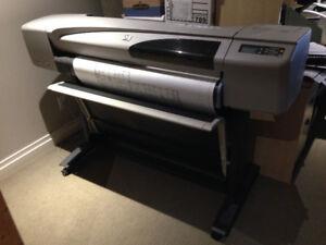 HP Designjet 500 PS42 plotter