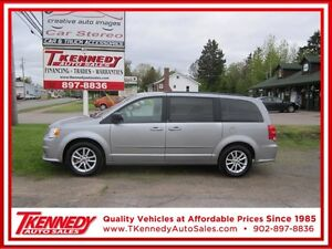 2014 Dodge Grand Caravan 4dr Wgn SXT Plus ** Stow & Go **