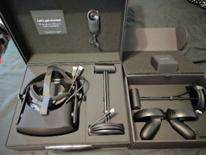 Oculus Rift + Touch Controllers Bundle