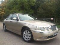 Rover 75 diesel auto 2 owner 1 year mot