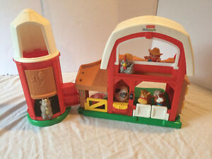 Petite ferme Fisher Price Little People