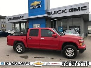 2011 Chevrolet Colorado 4X4LT-Power group-Liner-Auto   - Certifi