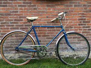 Vintage 3 speed ROAD BIKE (Made in England)