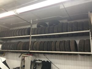 Used tires (4 seasons/Summer) / Pneus usagées (4 Saisons /Été)