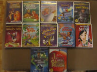 Divers DVD Disney - Various Disney DVD