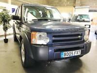 2005 05 LandRover Discovery TDV6 S 7 Seater Great Car