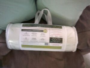 Bamboo Pillow New Never Open or Used.