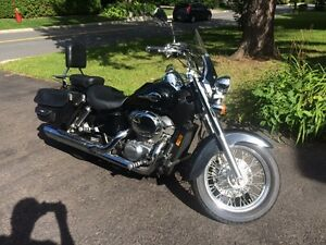 Honda shadow ACE 2000