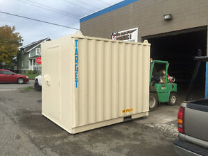 10'x8' storage containers