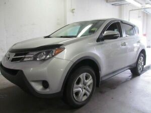 2015 Toyota RAV4 LE - ALL WHEEL DRIVE, Bluetooth and Priced to S