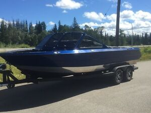 2015 Ali-Craft 20 ' Ranger Sport