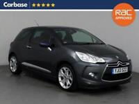 2013 CITROEN DS3 1.6 VTi 16V DStyle Plus 3dr