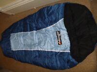 Sleeping bag for camping toddler
