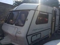 2 BERTH CARAVAN IMMACULATE CONDITION ***BARGAIN***