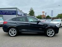 2017 BMW X4 XDRIVE30D M SPORT USED Auto Coupe Diesel Automatic