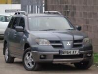 2004 Mitsubishi Outlander 2.4 AUTO Sport SE***LPG/GAS CONVERTED + BARGAIN***