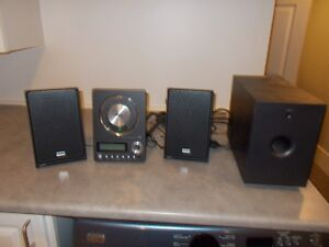 Teac Stereo System with Remote
