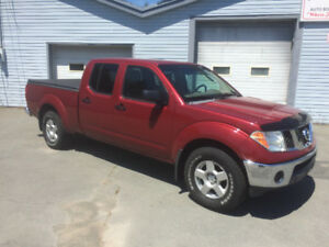 2008 Nissan Frontier 4X4 in exceptional condition