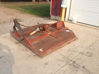 6 foot walco rotary cutter