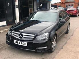 Mercedes-Benz C220 2.1CDI ( 170ps ) 7G-Tronic Plus 2014.5MY AMG Sport Edition
