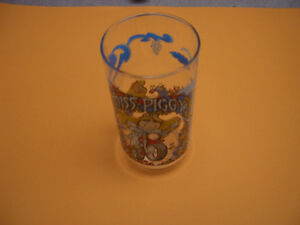 COLLECTIBLE GLASSES FOR SALE MUPPETS, FANTASIA, WWF, ANNIE London Ontario image 4