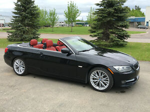2012 BMW 3-Series Convertible Convertible
