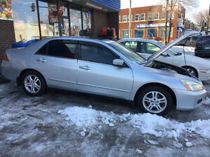 2006 Honda Accord SE V4 Sedan Presitine cond. Low Kms
