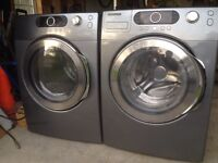 ***Like New***SAMSUNG WASHER &DRYER