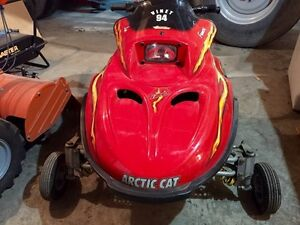 Ski Doo Artic Cat 120