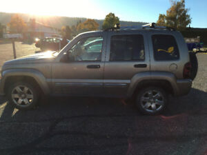2005 Jeep Liberty for sale by owner