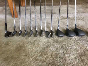 Ladies Left Hand Golf Clubs