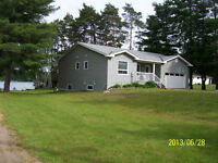 WATERFRONT HOME-----NEW LOWER PRICE------