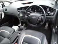2015 Kia cee'd 1.6 CRDi 126bhp 4 Tech Manual Hatchback