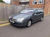 2005 Citroen C5 2.0 HDi ESTATE LHD LEFT HAND DRIVE