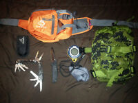 Search and Rescue Survival/navigation pack