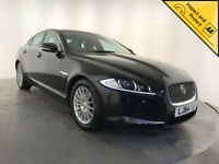 2014 64 JAGUAR XF SE DIESEL AUTOMATIC 4 DOOR SALOON 161 BHP FINANCE PX