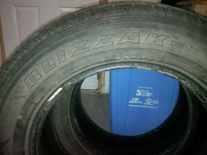 winter tires 225 / 65r17