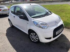 2010 Citroen C1 1.0i Splash - New MOT - FSH - Only 66000 Miles
