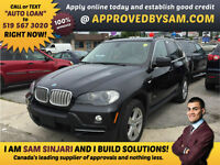 """BMW X5 - BAD CREDIT - $0 DOWN - TEXT """"AUTO LOAN"""" TO 519 567 3020"""