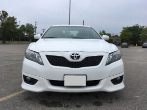 2011 Camry SE in great condition, no accidents, low mileage