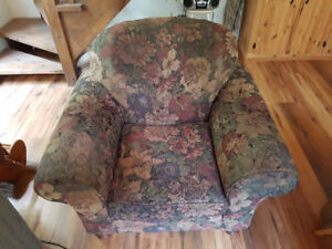 COUCH CHAIR & PIANO FOR SALE