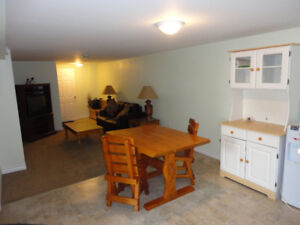 1 Bedroom Apartment  Furnished Available Immediately/July 1