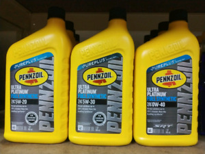 Pennzoil synthetic